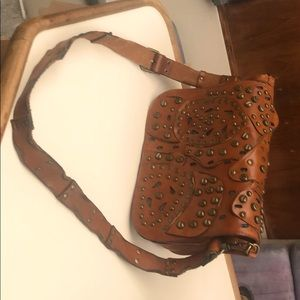 Patricia Nash leather purse.